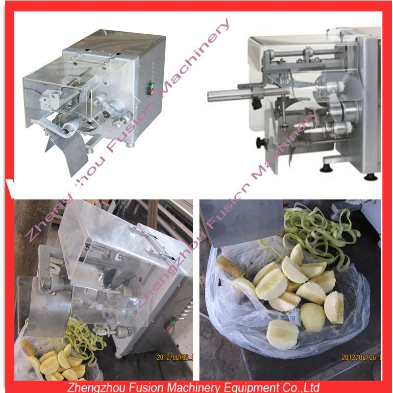 CHEAP PRICE industrial apple peeler/commercial apple peeler corer slicer/commercial electric apple p