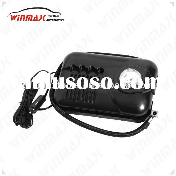 WINMAX MINI AIR COMPRESSOR FOR TIRE INFLATING CAR SET WT04687