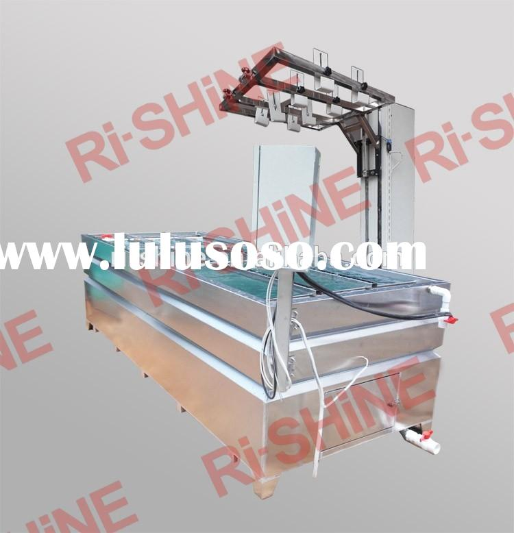 3D Automatic water transfer printing tank hydrographic machine, hydro dipping equipment