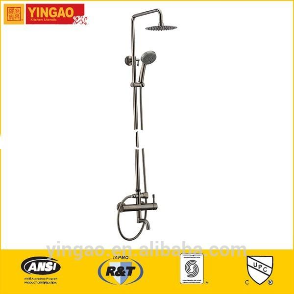 LY08S Utility corner shower units delta kitchen faucet repair