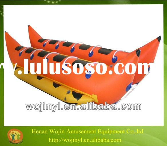 Large inflatable floating water park/water toys for the lake