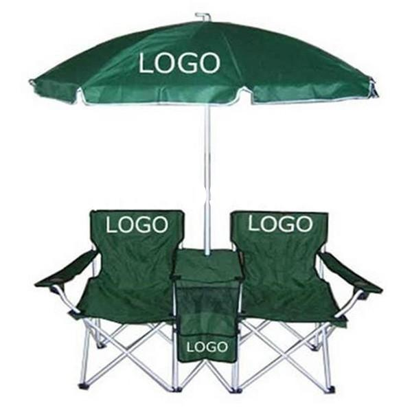 double chair umbrella double chair umbrella Manufacturers in LuLuSoSo