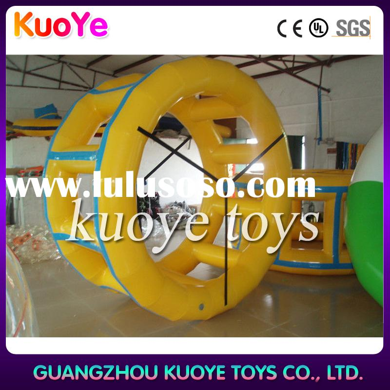 water toys for lake/Lake Pool Inflatable Roller Water Games / Floating Water Toys For Fun