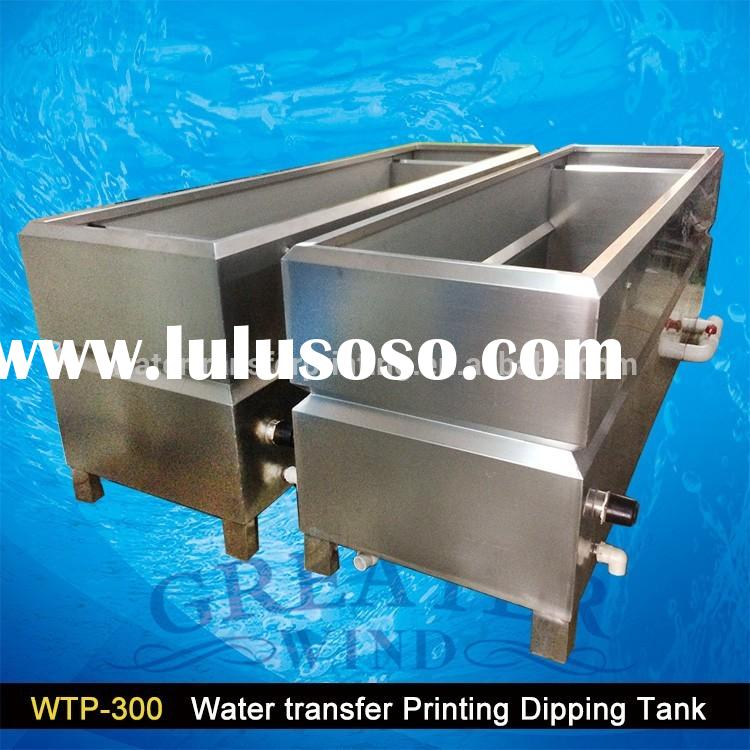 water transfer printing machine tank/hydrographics equipment/hydro dipping Tank