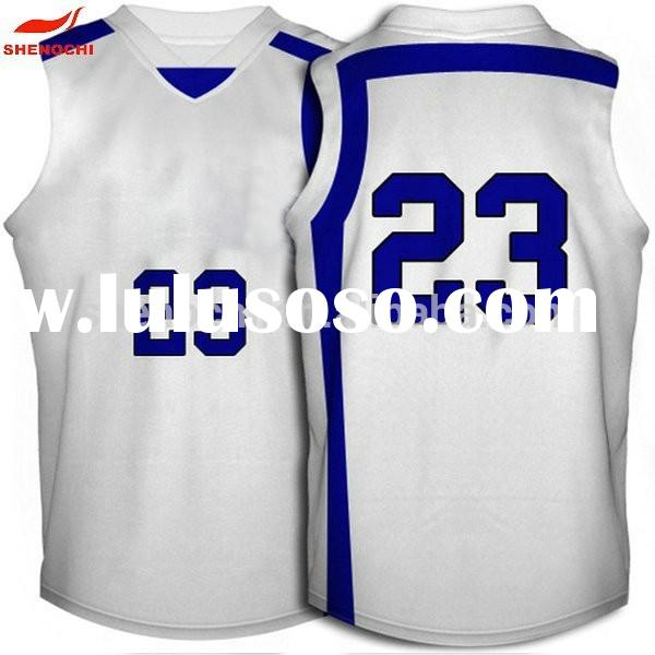 2015 new products special custom wholesale sportswear cheap basketball jersey