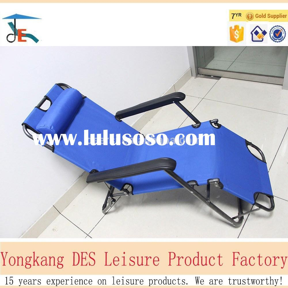 2015 portable cheap folding beach lounge chair, zero gravity chair