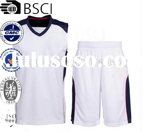 2015 wholesale cheap custom new style basketball jersey design