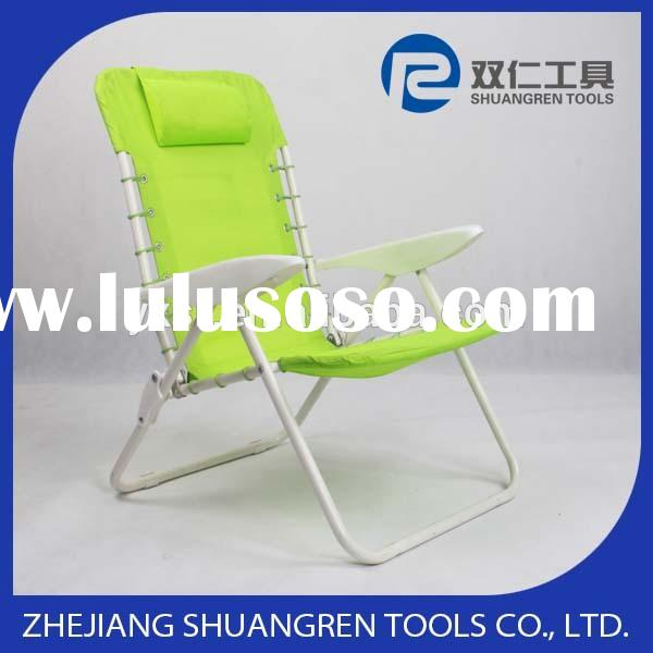 Alibaba china new products portable folding beach lounge chair