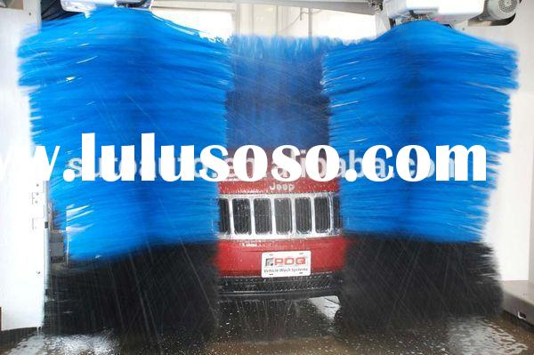 Automatic Car Wash equipment with brush