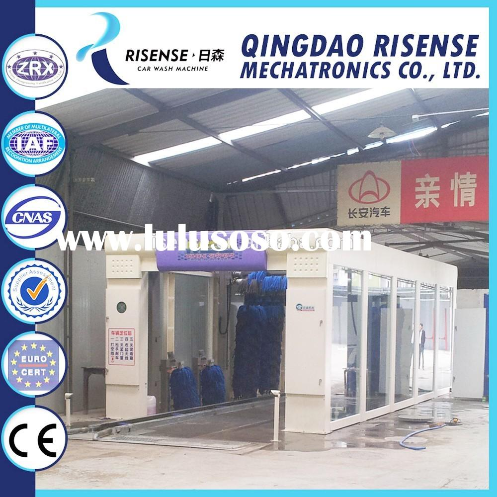 CC-690 Automatic Tunnel Car Wash Equipment For Sale