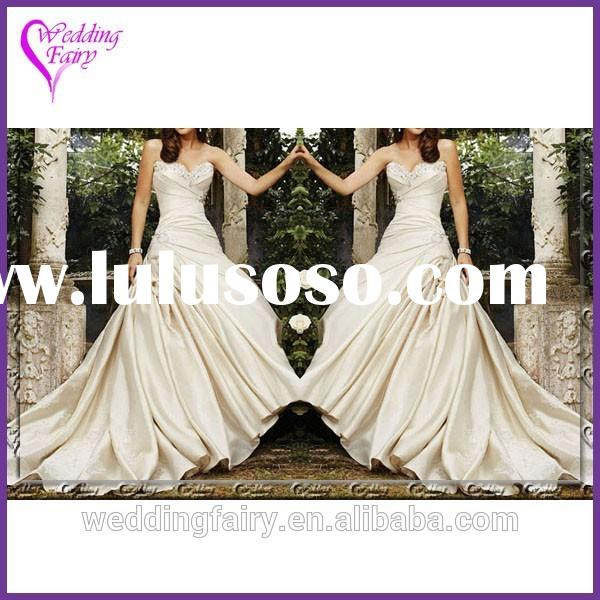 Cheap Prices!! OEM Factory Custom Design ball gown wedding dress 2015