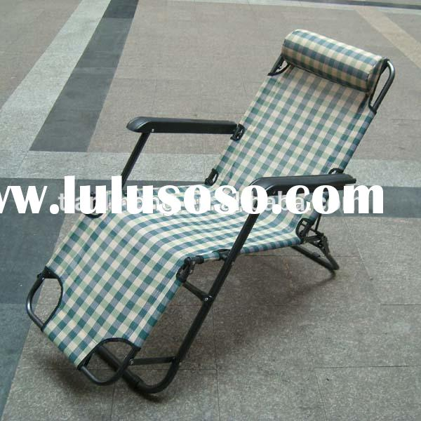 folding portable beach lounge chair folding portable beach lounge chair Manu
