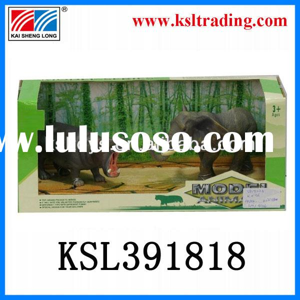 China wholesale plastic zoo animals plastic toy model toys EN71/ASTM/HR4040/6P