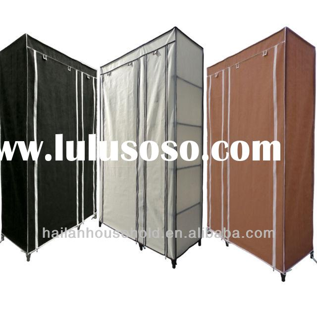 Collapsible Wardrobe Rail Clothes Storage, Wardrobes with Dressing Table, Wardrobes for Small Rooms