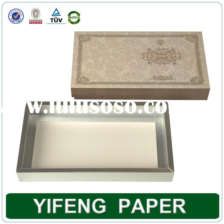 Custom Decorative Design Paper Cardboard Storage Box Drawers Boxes Wholesale in China