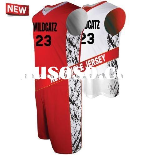 Custom Wholesale Cheap Basketball Jersey