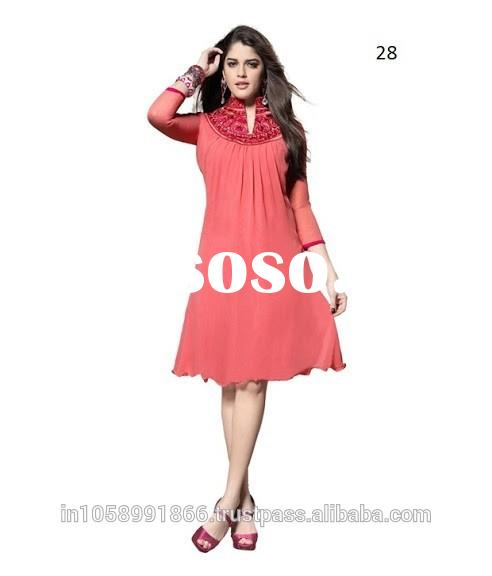 Elegant Evening Wear and Party Wear Kurtis