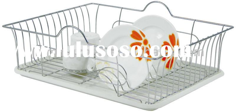 Factory suppy cabinet dish drying rack kitchen sink dish rack, Good for holding bowls and dishes