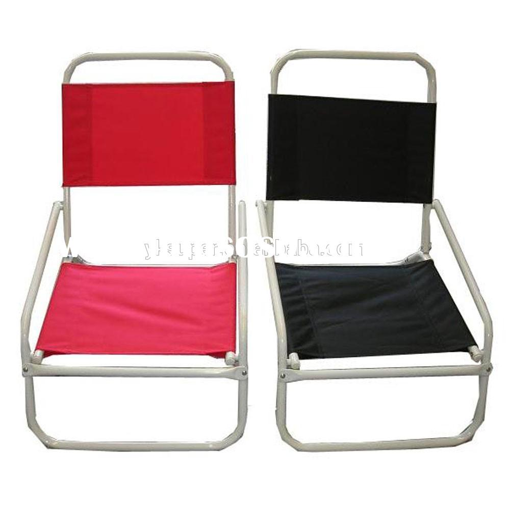 Folding low seat sand chair,beach chair,foldable chair
