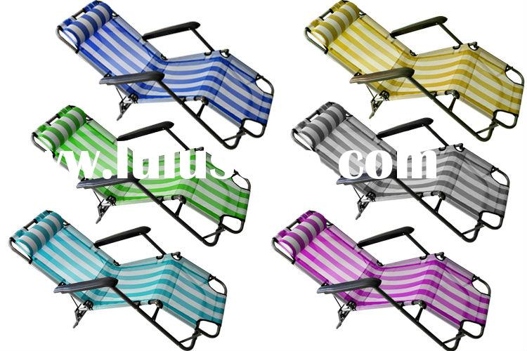 Folding Portable Beach Lounge Chair HXC-FB103-1