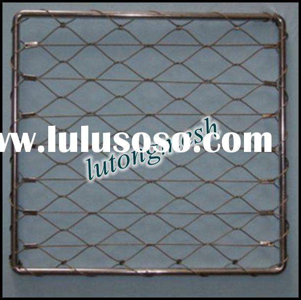 Outdoor dog fence/Metals mesh price