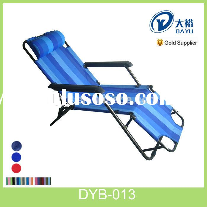 Portable Folding Beach Lounge Chair