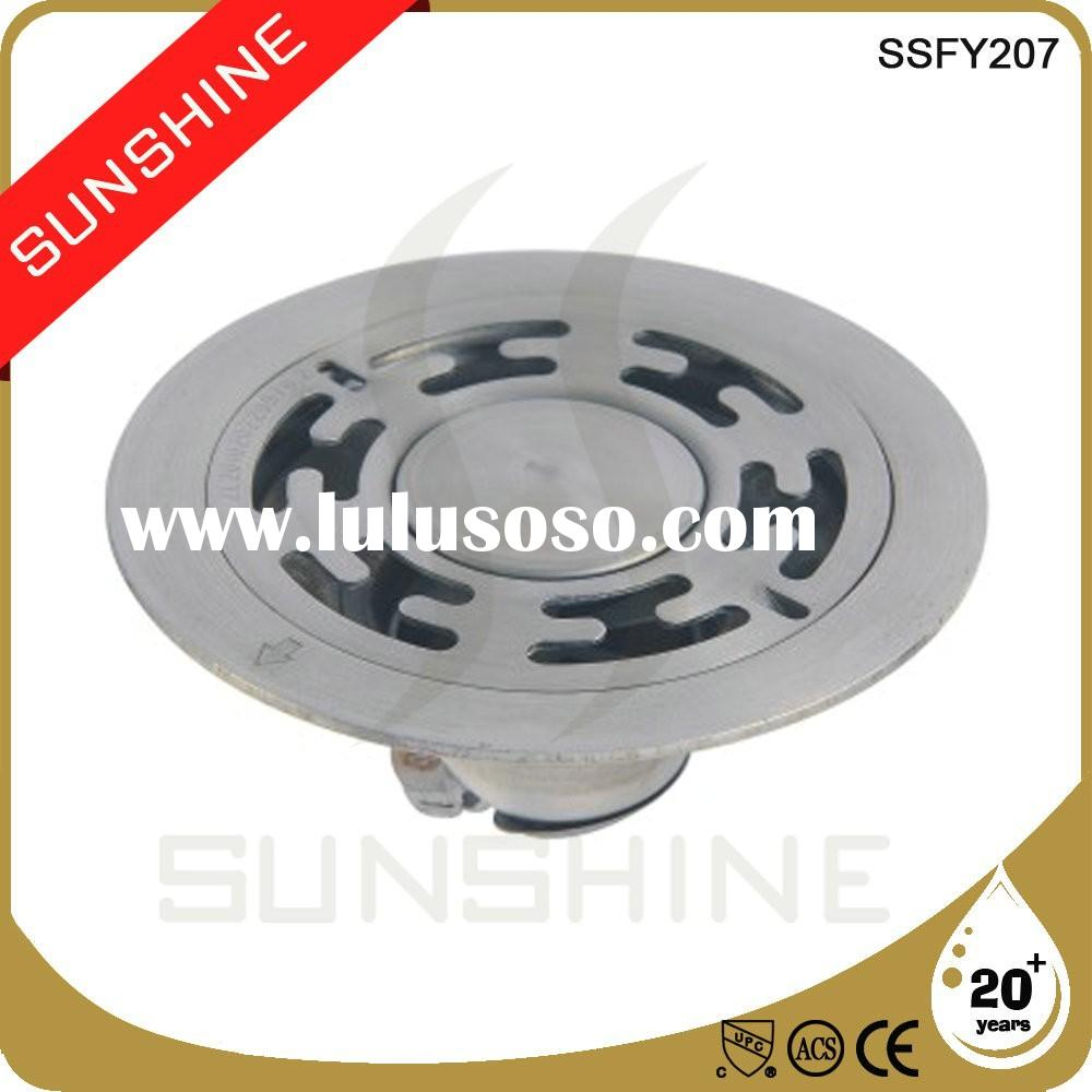 SSFY207 Bathroom and kitchen stainless steel floor trench drain