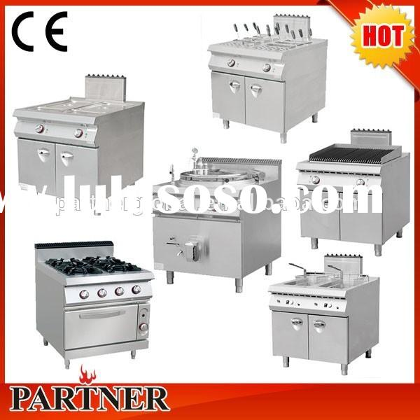 Stainless steel industrial kitchen equipment used catering equipment used commercial equipment