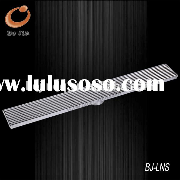 Stainless steel kitchen floor trench drain /long floor drain
