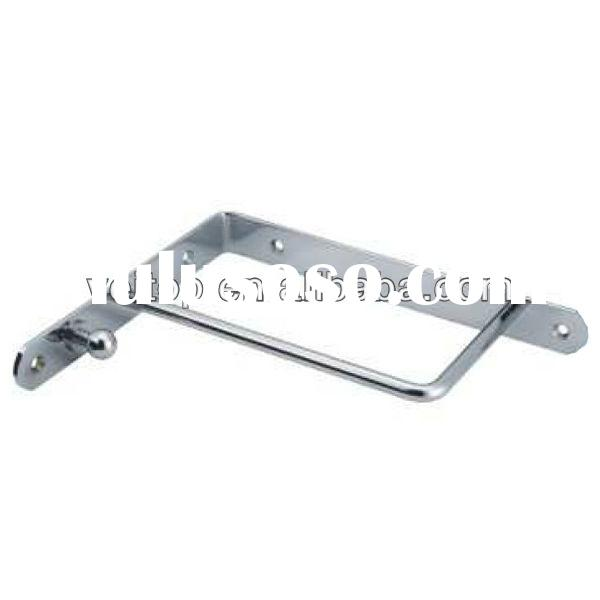 Steel decorative bracket support flat metal bracket (05D)