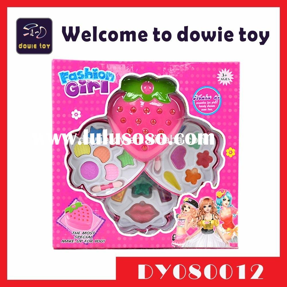 Vanity set makeover games for girls wholesale kids makeup toys