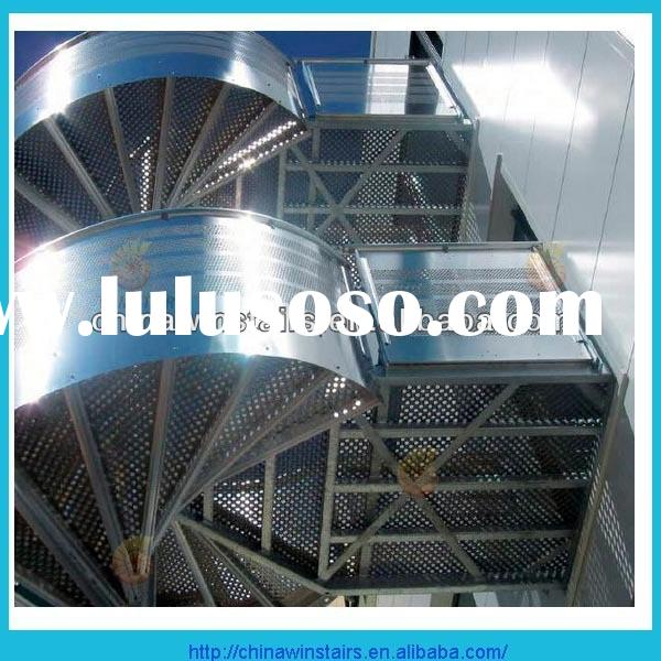 external spiral stairs outdoor stainless steel spiral staircase