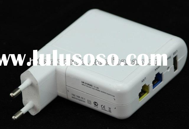 full test 150M 1 WAN port+1 LAN port 802.11b/n/g mini 2p adsl d link wireless linksys Router