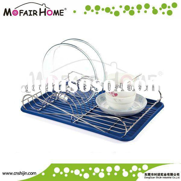kitchenware Stainless steel drying rack for dish & bowl