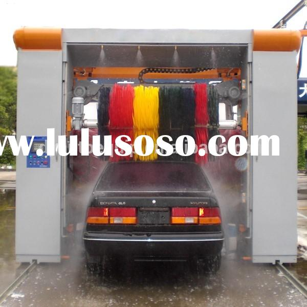 used automatic car wash machine equipment for sale