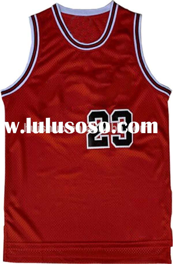 wholesale cheap custom best basketball jersey design