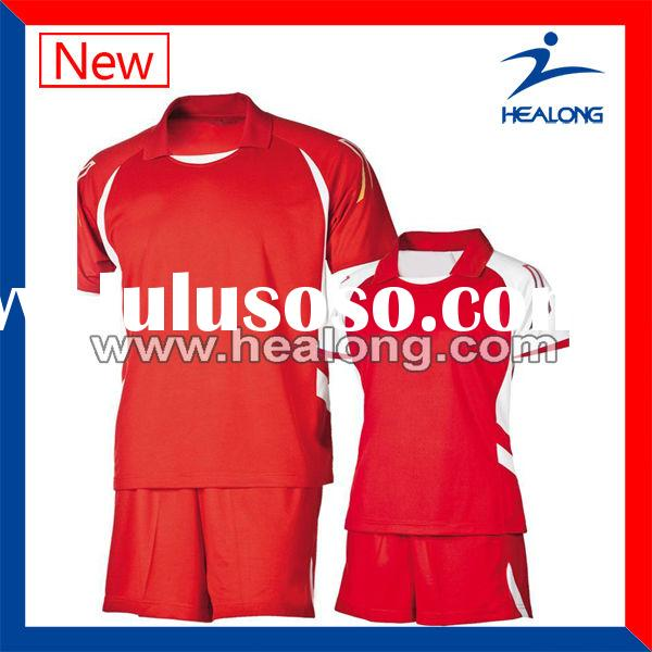wholesale cheap volleyball jersey with factory price