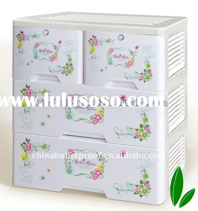 5 layer plastic drawer storage cabinets manufacturer in china plastic storage cabinet with 3 drawers