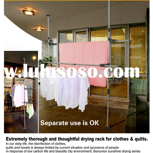 BAOYOUNI hanging sweater dryer hanging clothes dryer heavy duty clothes drying rack DQ-0777-29D