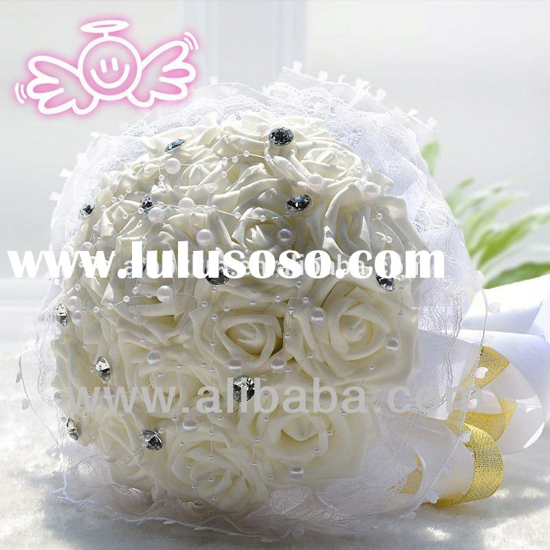 Being wholesale factory outlet wedding dress white rose
