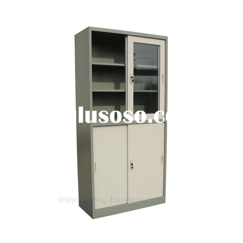 Cheap Storage Cabinets With Shelves And Doors JF-SD005B