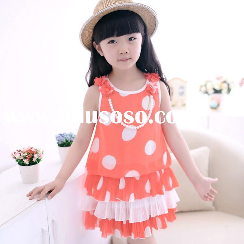 Classic girl's clothing girls dress baby girl's children dress Factory Outlet dress