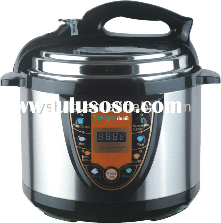 Electrical Pressure Cooker High Quality and low price from Haiyu ONLY and on hot sales right now 201