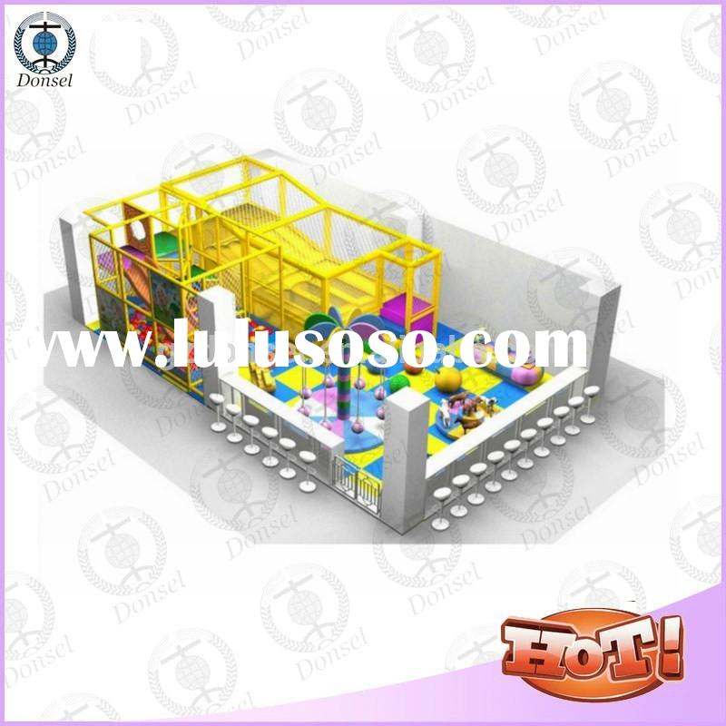 Factory biggest commercial used toddler ocean soft indoor playground equipment sale for children
