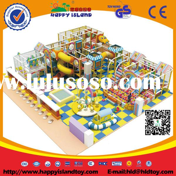 Guangzhou Factory Biggest Commercial Used Toddler Ocean Soft Indoor Playground Equipment Sale For Ch
