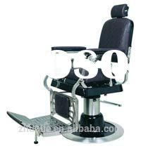 Luxury heavy duty stainless steel vintage classsical barber chair (A621)