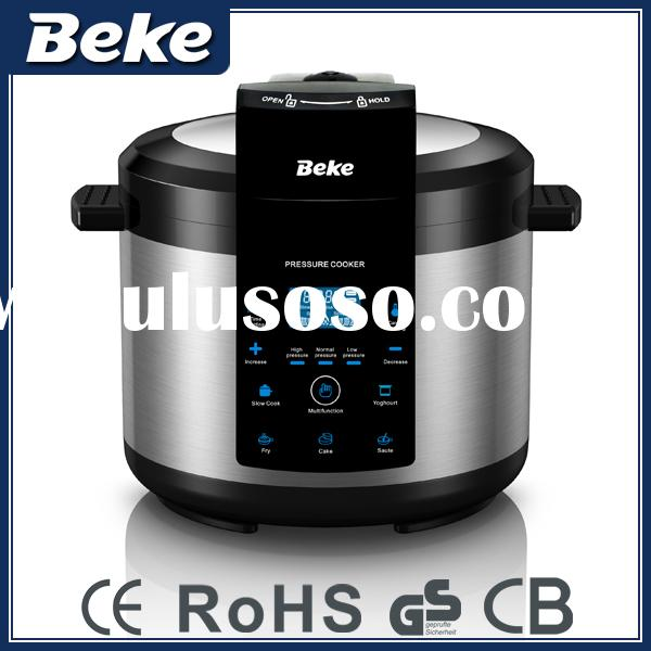 Stainless steel high quality rice cooker for microwave steamer on sale elegant electric pressure coo