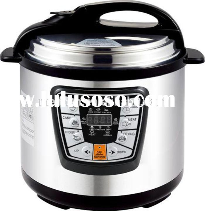high and lower pressure setting electric pressure cooker for wholesaler CR-42