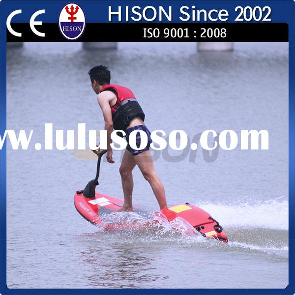 hison factory promotion wave ski powerful jet boat