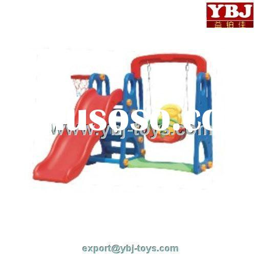 kids backyard plastic playground/infant toddler playground equipment/used school playground equipmen